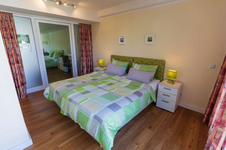 Pulvermaar Suite 217, 2. Schlafzimmer